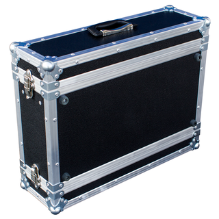 Stage Case Eco Line 19/3HE Rack, suitcasehandle, D/D, birch plywood phenolic brown, 6,5mm